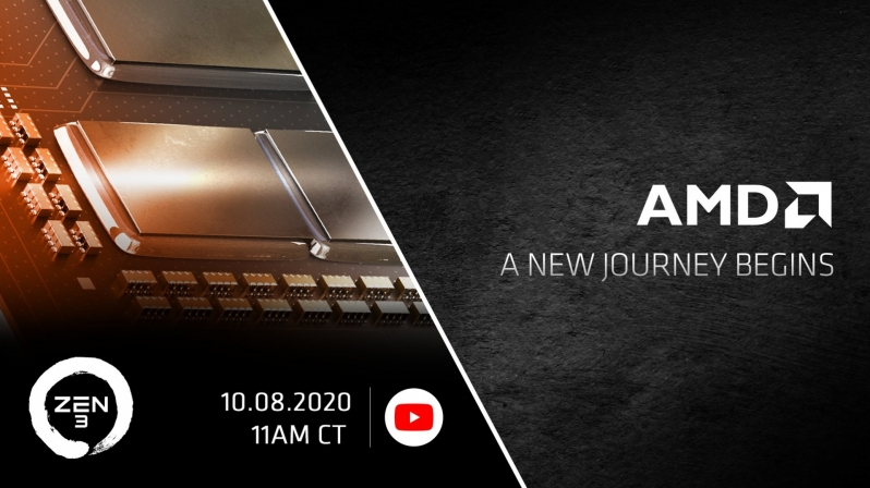 AMD keeps teasing Zen 3's Gaming Performance