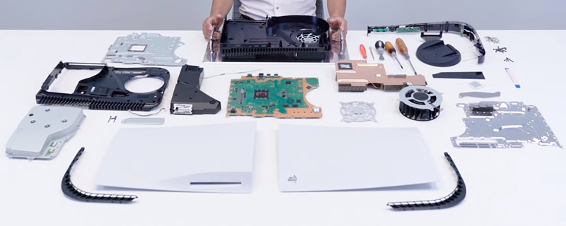 Sony releases official PlayStation 5 teardown - Here's what we think