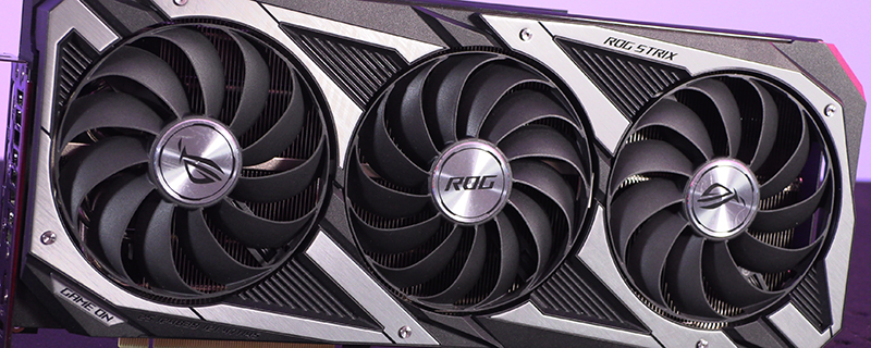 ASUS RTX 3080 OC Strix Review