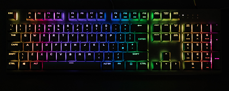 Corsair K60 RGB Pro Review