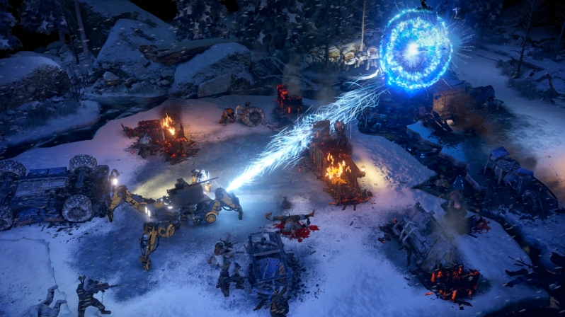 Wasteland 3's latest update enables loading times that are