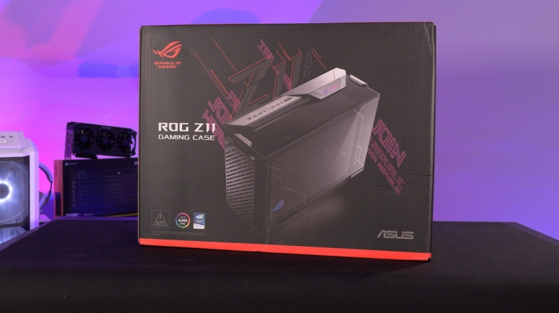 ASUS ROG Z11 Gaming Case Review