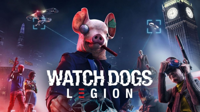 Watch Dogs: Legion is crashing on a mission called