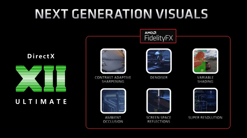 AMD has an answer to DLSS, DirectML Super Resolution