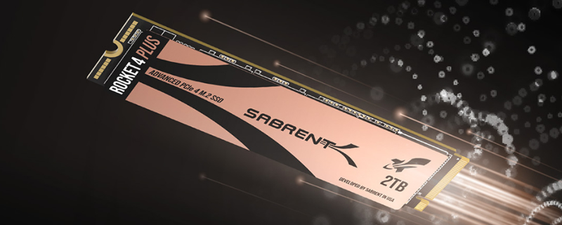Sabrent revises its Rocket 4 PLUS SSD specs to reveal faster 7100 MB/s speeds and a 4TB model