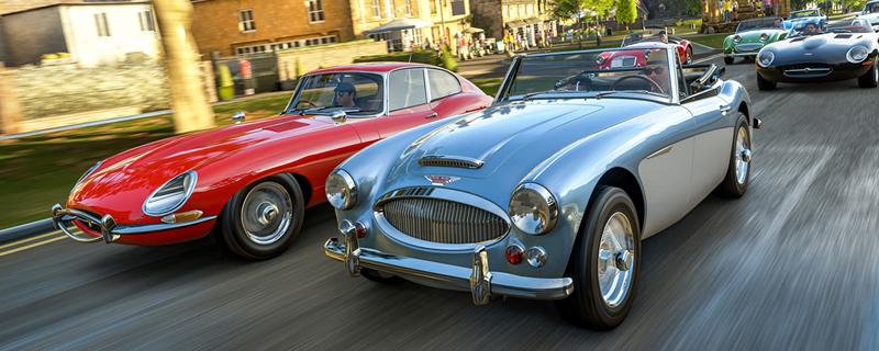Forza Horizon 4 is coming to Steam next month