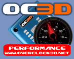 Overclock3D Performance Award
